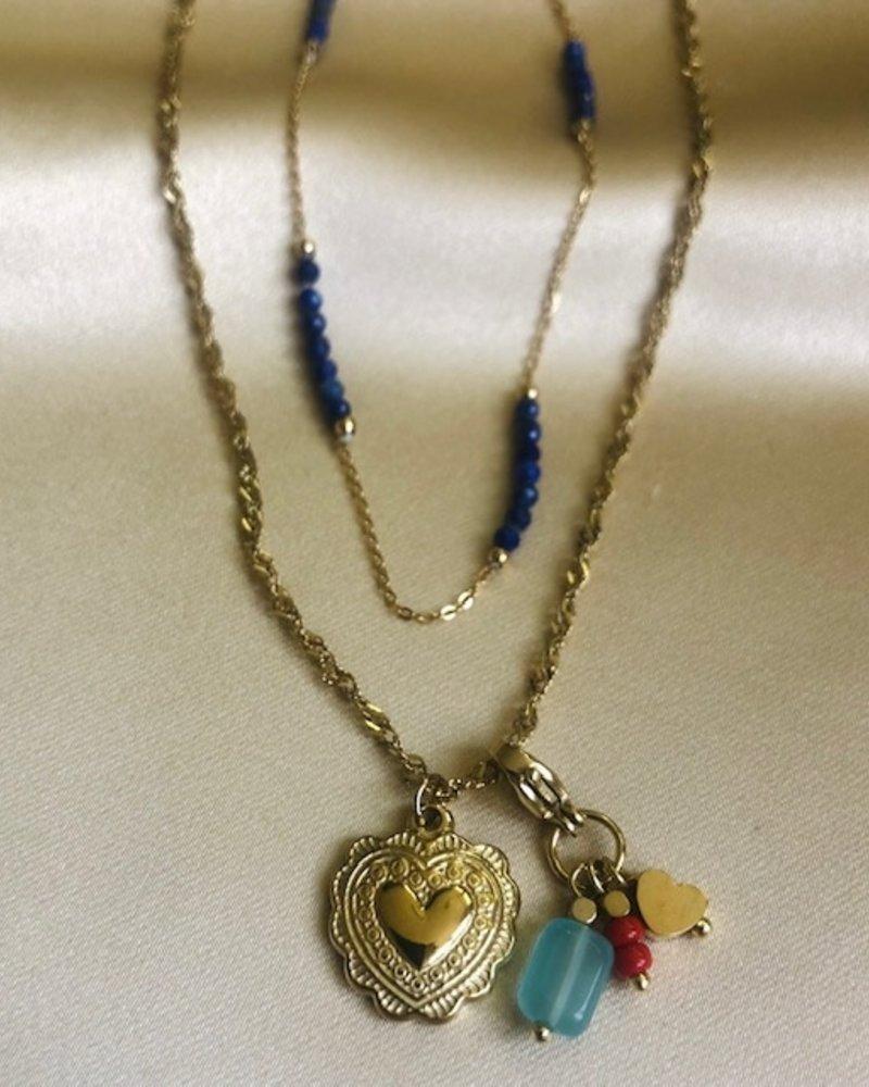 Necklace - Blue Dream