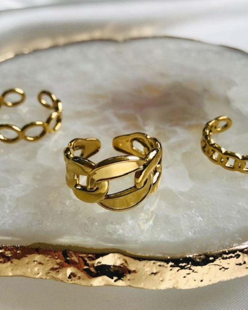 Ring - Oval