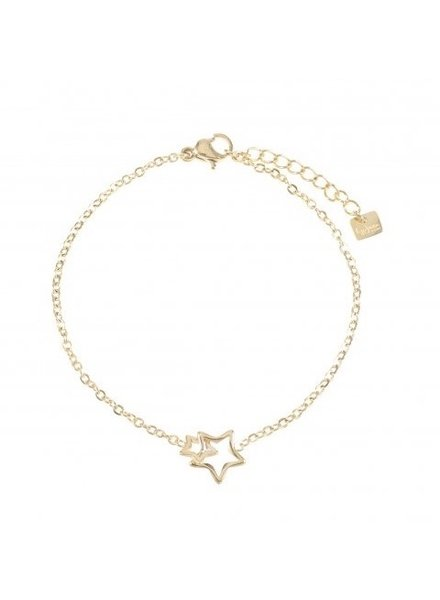 Armband - Double Star