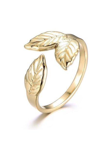 Ring - Leaf