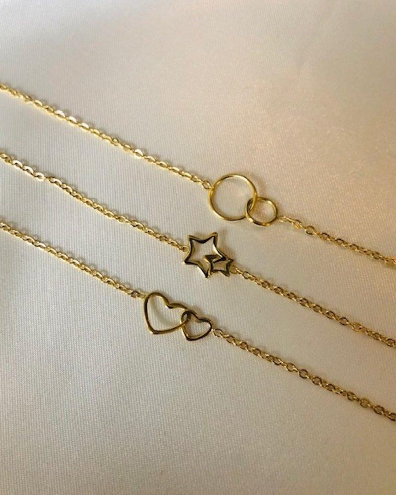 Bracelet - Double Star
