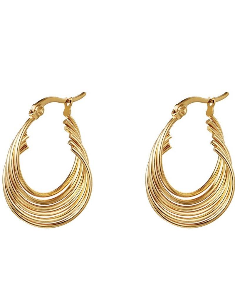 Earrings - Modern Twist