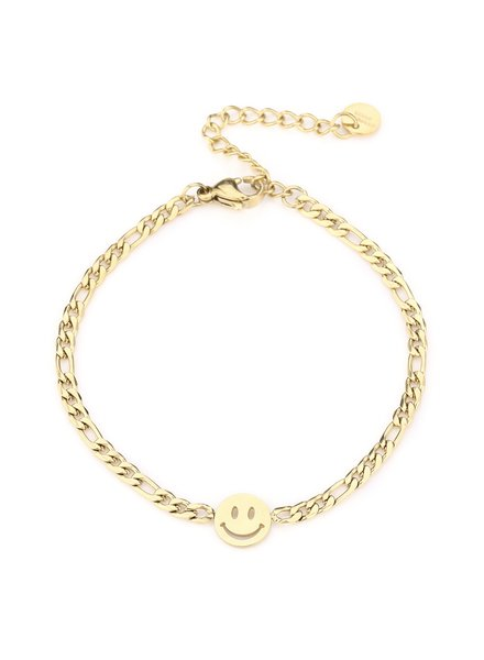 Armband - Smiley Face