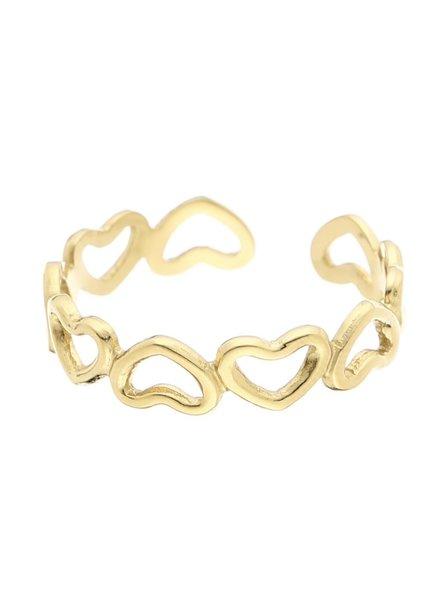 Ring - Hearts