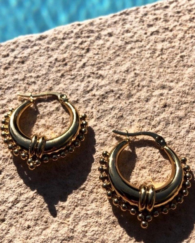 Earrings - Devi