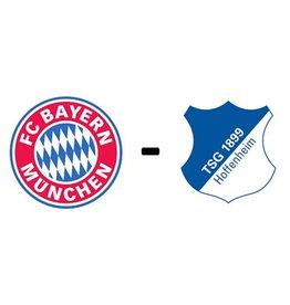 Bayern Munchen - TSG Hoffenheim