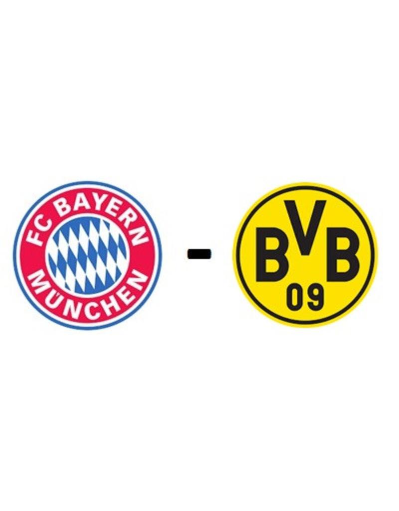 Bayern Munchen - Borussia Dortmund 23 april 2022