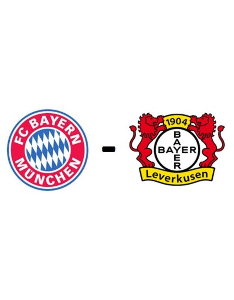 Bayern Munchen - Bayer Leverkusen 5 maart 2022