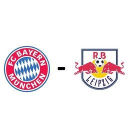 Bayern Munchen - RB Leipzig