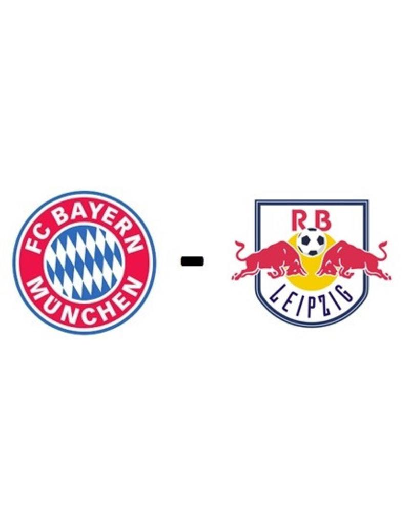 Bayern Munchen - RB Leipzig 5 februari 2022