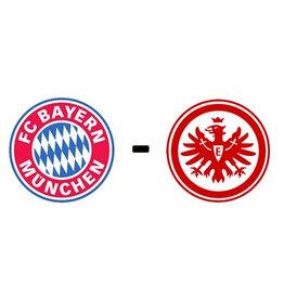 Bayern Munchen - Eintracht Frankfurt