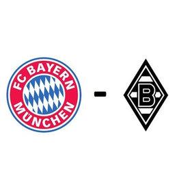 Bayern Munchen - Borussia Monchengladbach