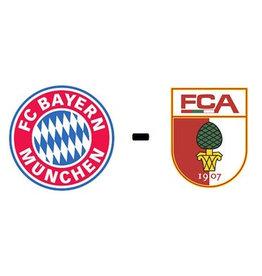 Bayern Munchen - FC Augsburg