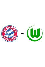 Bayern Munchen - VFL Wolfsburg 18 december 2021