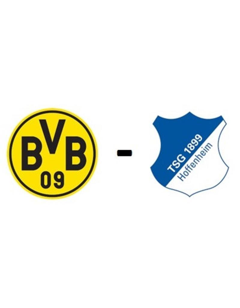 Borussia Dortmund - TSG Hoffenheim 27. August 2021