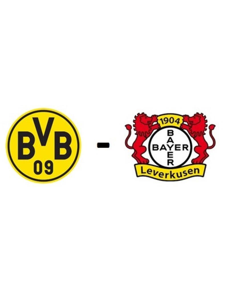 Borussia Dortmund - Bayer Leverkusen 5 februari 2022