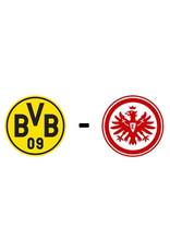 Borussia Dortmund - Eintracht Frankfurt 14 augustus 2021