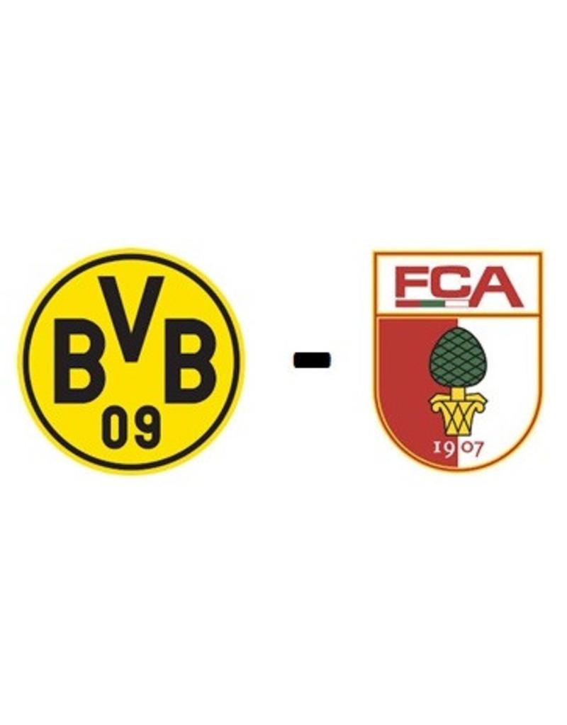 Borussia Dortmund - FC Augsburg 2 oktober 2021