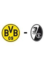 Borussia Dortmund - SC Freiburg 15 januari 2022
