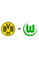 Borussia Dortmund - VFL Wolfsburg 16 april 2022