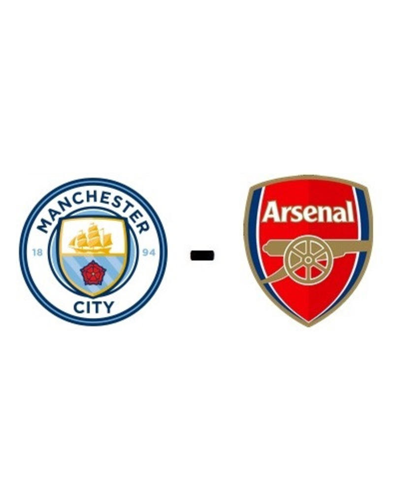 Manchester City - Arsenal 28 augustus 2021
