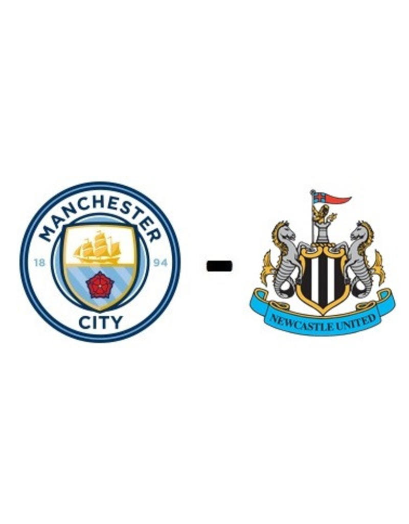 Manchester City - Newcastle United 7 mei 2022
