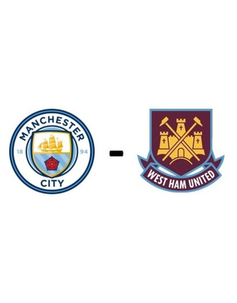Manchester City - West Ham United 28 november 2021