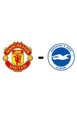 Manchester United - Brighton & Hove Albion 18 december 2021