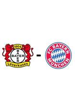 Bayer Leverkusen - Bayern Munchen 17 oktober 2021