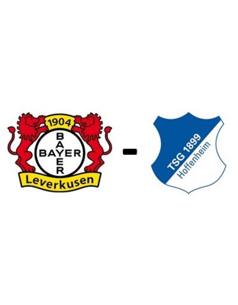 Bayer Leverkusen - TSG Hoffenheim 14. Dezember 2021