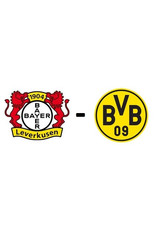 Bayer Leverkusen - Borussia Dortmund 8 February 2020