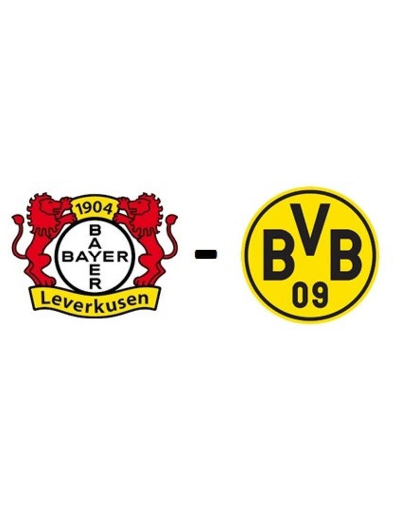 Bayer Leverkusen - Borussia Dortmund 11 september 2021