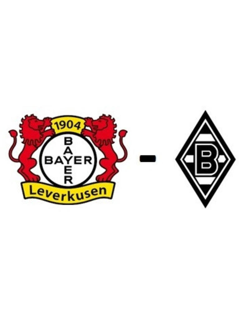 Bayer Leverkusen - Borussia Monchengladbach 21 augustus 2021
