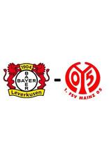 Bayer Leverkusen - 1. FSV Mainz 25 september 2021
