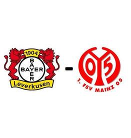 Bayer Leverkusen - 1. FSV Mainz