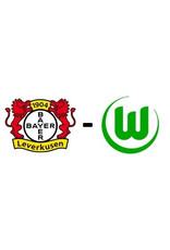 Bayer Leverkusen - VFL Wolfsburg 30. Oktober 2021