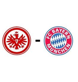 Eintracht Frankfurt - Bayern Munich