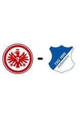 Eintracht Frankfurt - TSG Hoffenheim 23 april 2022