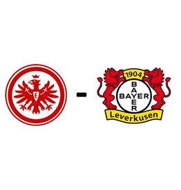 Eintracht Frankfurt - Bayer Leverkusen
