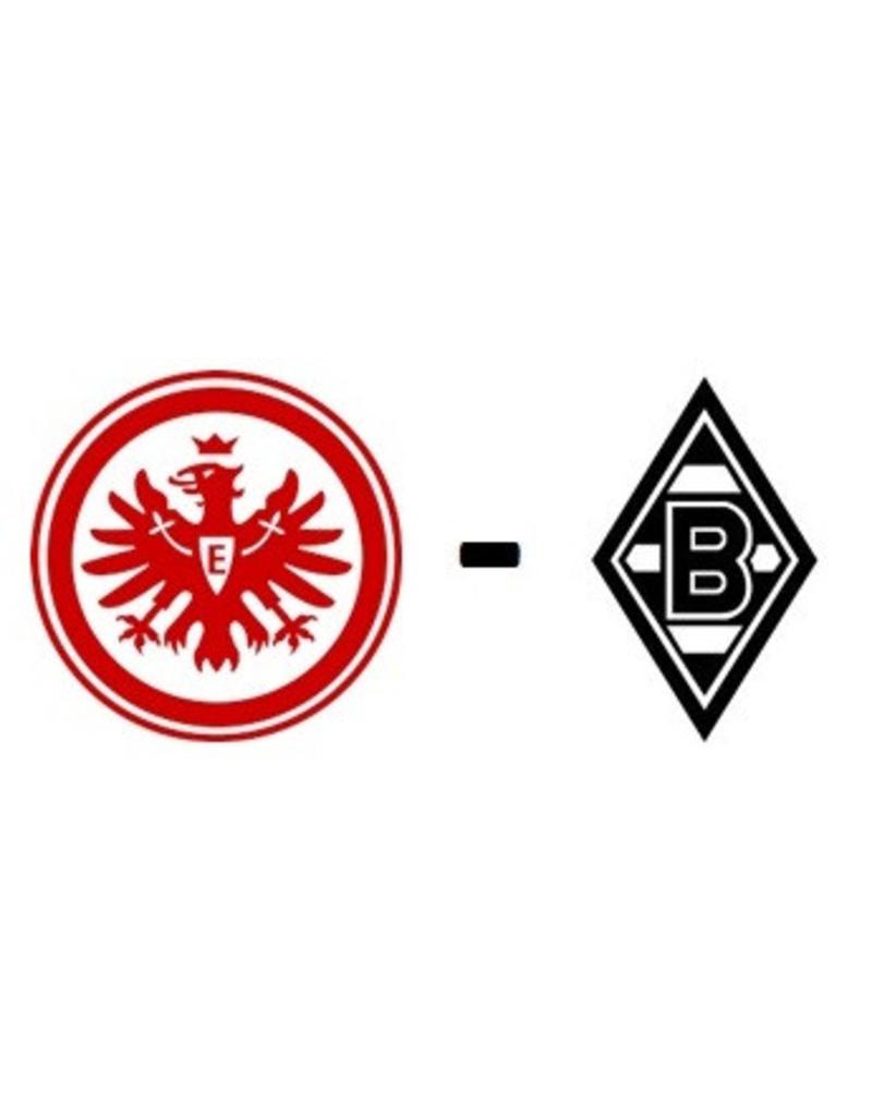 Eintracht Frankfurt - Borussia Monchengladbach 7 mei 2022