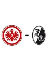 Eintracht Frankfurt - SC Freiburg 9 april 2022