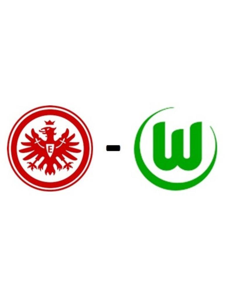 Eintracht Frankfurt - VFL Wolfsburg 12 februari 2022