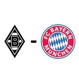 Borussia Monchengladbach - Bayern Munich