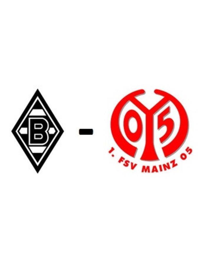 Borussia Monchengladbach - 1. FSV Mainz 2 april 2022