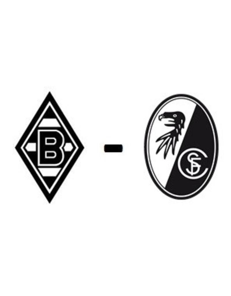 Borussia Monchengladbach - SC Freiburg 4. Dezember 2021