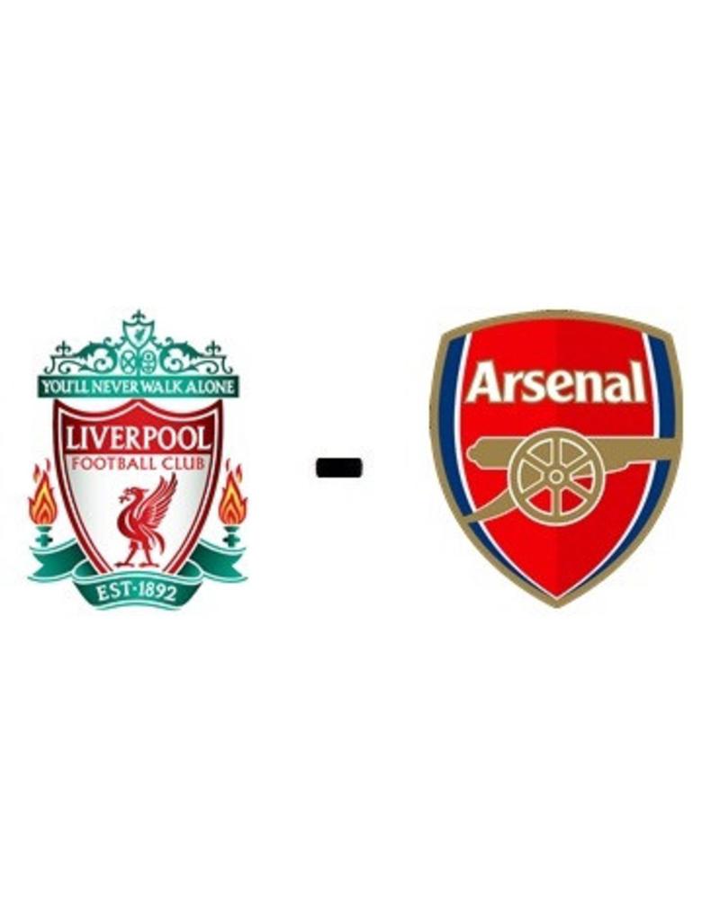 Liverpool - Arsenal 20 november 2021