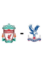 Liverpool - Crystal Palace 18 september 2021