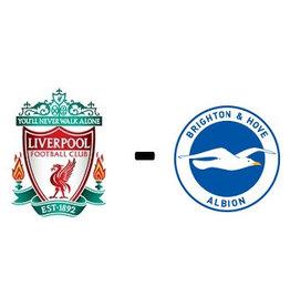 Liverpool - Brighton & Hove Albion