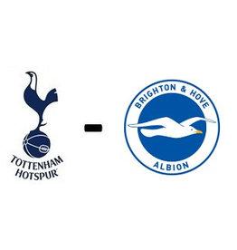 Tottenham Hotspur - Brighton & Hove Albion