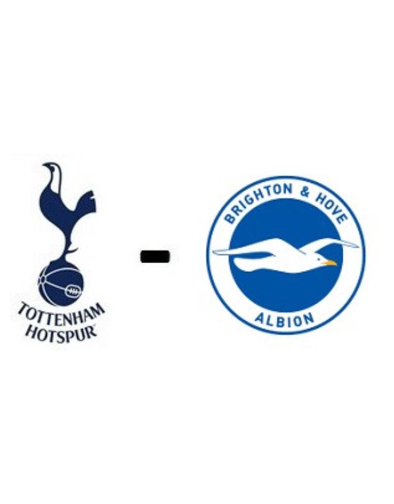 Tottenham Hotspur - Brighton & Hove Albion 16 april 2022